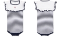 Polo Ralph Lauren Baby Girls Nautical Bubble Cotton Shortall