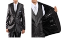 Perry Ellis Tazio Notch Lapel Single Breasted 1 Button Vested Suits for Boys
