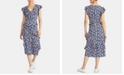RACHEL Rachel Roy Fabianne Ruffled Midi Dress