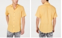 INC International Concepts INC Men's Crinkled Camp Shirt, Created for Macy's