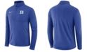 Nike Men's Duke Blue Devils Element Quarter-Zip Pullover