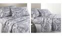 Southshore Fine Linens Pure Melody Classic Paisley Sheet Set, California King