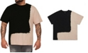 Mvp Collections By Mo Vaughn Productions MVP Collections Men's Big & Tall Dip Dye T-Shirt