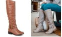 Journee Collection Women's Charming-01 Wide Calf Boot