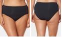 Bleu by Rod Beattie Plus Size High-Waist Bikini Bottoms