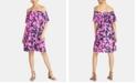 RACHEL Rachel Roy Libby Ruffled Off-The-Shoulder Dress