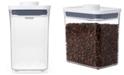 OXO Pop Rectangular Short Food Storage Container