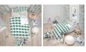 Design Art Designart 'Doodle Monkey Pattern' Tropical Kids Duvet Cover Set - Twin