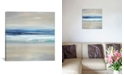 """iCanvas Sway Ii by Rachel Springer Gallery-Wrapped Canvas Print - 26"""" x 26"""" x 0.75"""""""