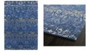 "Kaleen Mercery MER01-66 Azure 5' x 7'9"" Area Rug"