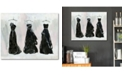 """Courtside Market Bling I 16"""" x 20"""" Gallery-Wrapped Canvas Wall Art"""