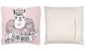 "Wit! Gifts Wit Gifts 18"" x 18"" Square Pillows"