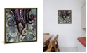 iCanvas Metallic Ocean Ii by Spacefrog Designs Gallery-Wrapped Canvas Print