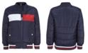 Tommy Hilfiger Big Boys Colorblocked Flag Bomber Jacket