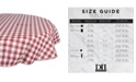 "Design Import 60"" Round Eco vinyl Table Cloth Set of 3"