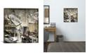 """iCanvas Las Vegas by Dylan Matthews Wrapped Canvas Print - 26"""" x 26"""""""