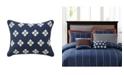 JONESWORKS Asher Rectangle Decorative Pillow