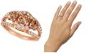 Le Vian Chocolate Diamond® & Nude Diamond™ (1-3/4 ct. t.w.) Ring