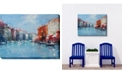 """West of the Wind Dreaming Venice Outdoor Wall Art, 40"""" x 30"""""""