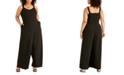 RACHEL Rachel Roy Plus Size Wide-Leg Jumpsuit