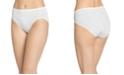 Jockey Smooth & Radiant Hi Cut Underwear 2966