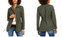 INC International Concepts INC Drawstring Anorak Jacket, Created For Macy's