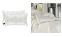J Queen New York J Queen Cordelia Boudoir Decorative Throw Pillow