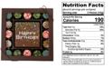 Chocolate Works 17-Pc. Birthday Gourmet Chocolate Truffles