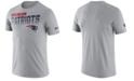 Nike Men's New England Patriots Sideline Legend Line of Scrimmage T-Shirt