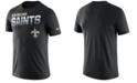 Nike Men's New Orleans Saints Sideline Legend Line of Scrimmage T-Shirt