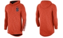 Nike Men's Syracuse Orange Hooded Sideline Long Sleeve T-Shirt