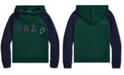 Polo Ralph Lauren Big Boys Knit Waffle Hooded Thermal