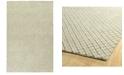 Kaleen Sartorial SAT01-03 Beige 2' x 3' Area Rug