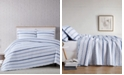 Truly Soft Waffle Stripe Comforter Set Collection