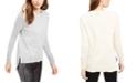 Michael Kors Tie-Sleeve Sweater, Regular & Petite Sizes, Created for Macy's