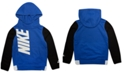 Nike Little Boys Colorblocked Pullover Hoodie