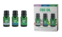 SpaRoom Wellness CBD Essential Oil 3 Pack