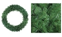 Northlight Deluxe Windsor Pine Artificial Christmas Wreath - 60-inch Unlit