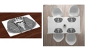 Ambesonne King Place Mats, Set of 4