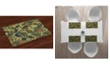 Ambesonne Camo Place Mats, Set of 4