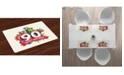 Ambesonne 90th Birthday Place Mats, Set of 4