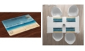 Ambesonne Travel Place Mats, Set of 4