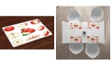 Ambesonne Sweets Place Mats, Set of 4