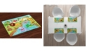 Ambesonne Children Place Mats, Set of 4