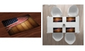 Ambesonne American Flag Place Mats, Set of 4
