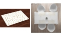 Ambesonne Star Place Mats, Set of 4