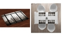 Ambesonne City Place Mats, Set of 4