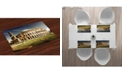 Ambesonne the Colosseum Place Mats, Set of 4