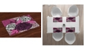 Ambesonne Dahlia Place Mats, Set of 4