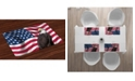 Ambesonne Eagle Place Mats, Set of 4